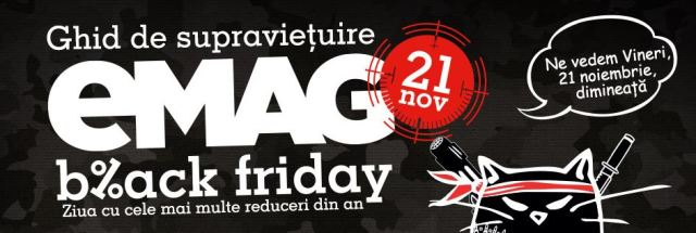 eMAG - Black Friday