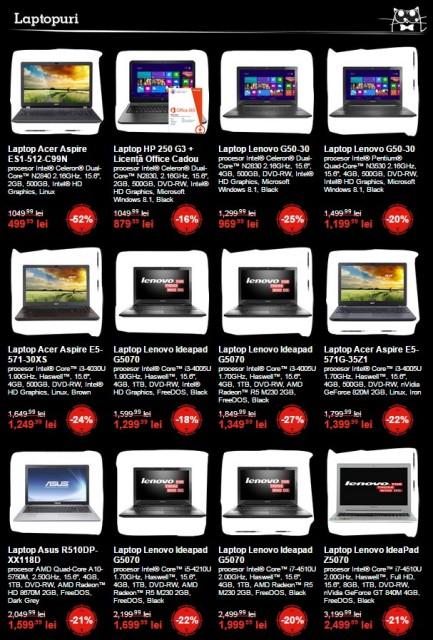 emag - laptopuri