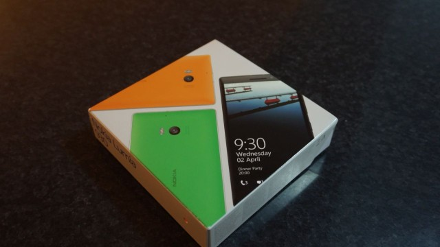 Nokia Lumia 930 - Review 01