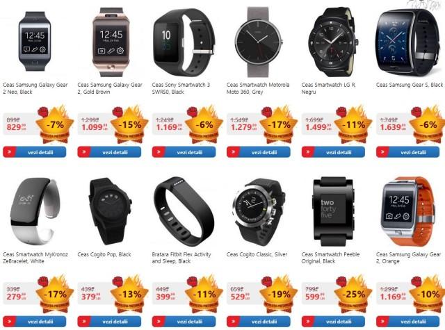 Revolutia Preturilor - Smartwatchuri