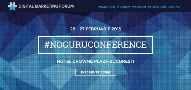 Digital Marketing Forum 2015