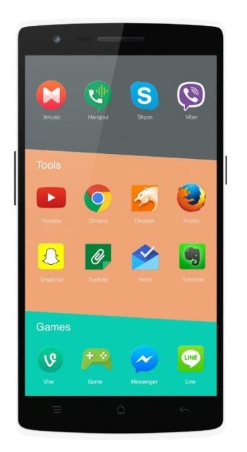 OnePlus One - Oxygen OS