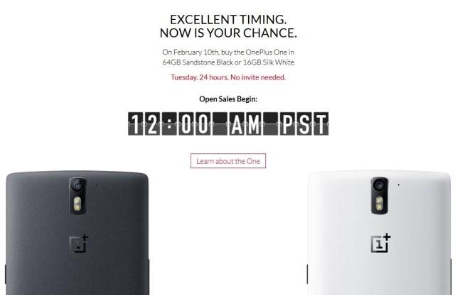 OnePlus One fara invitatie