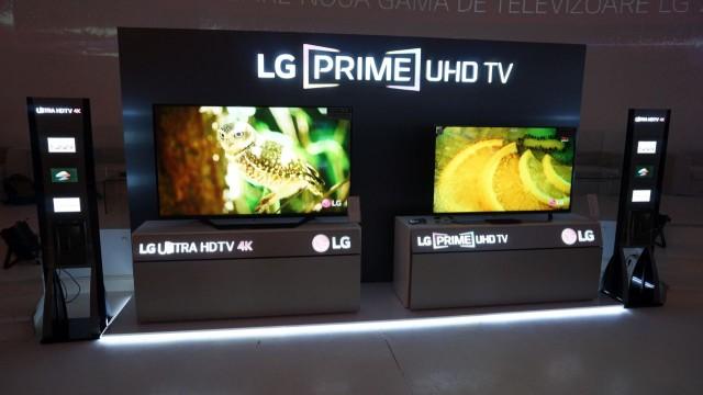 LansareTelevizoare LG 2015 - 01