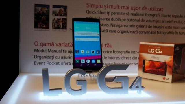 Lansare LG G4 in Romania - 02
