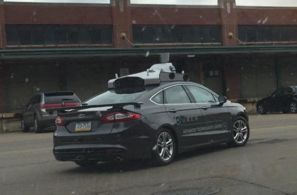 Uber Autonom