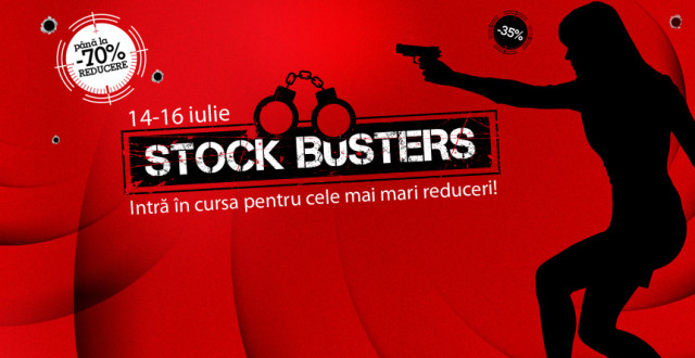 Stock Busters eMAG
