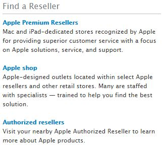 Apple Premium Reseller vs Apple Shop - EN