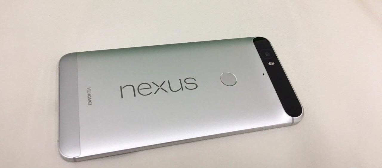 Nexus 6P - spate