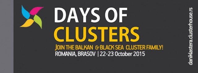 Cover Photo Days of Clusters