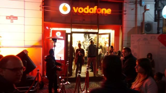 Lansare iPhone 6S - Vodafone