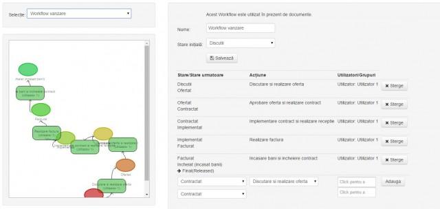 Workflow - OpenDMS