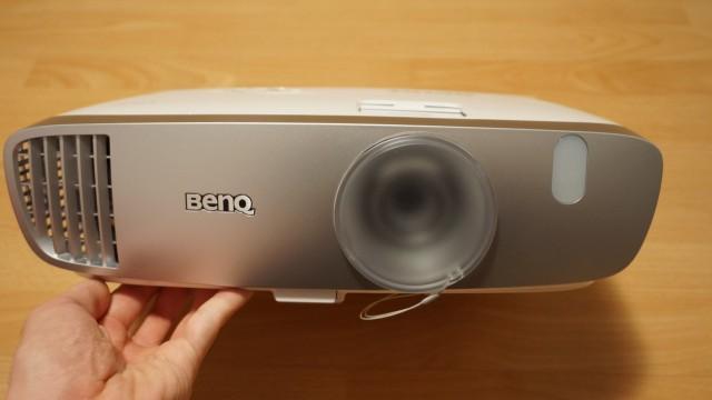 Videoproiector BenQ W1110 - Review 2