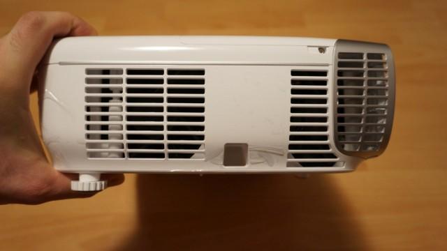Videoproiector BenQ W1110 - Review 5