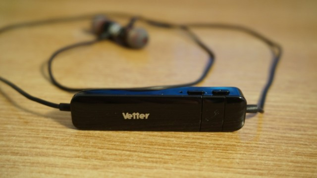 Vetter Casti wireless BTVH01D - Review