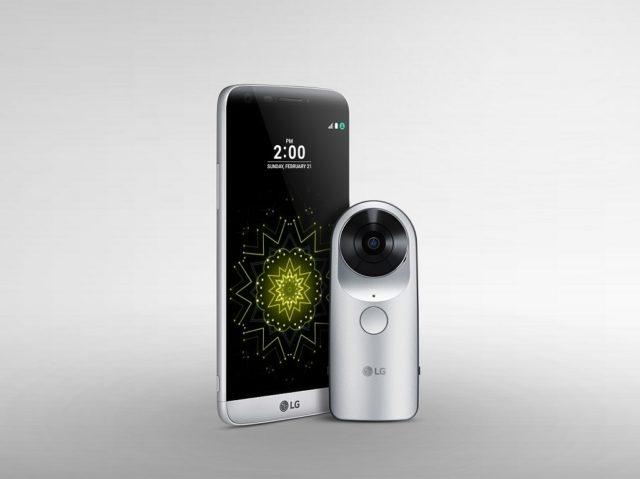 LG G5 - 360 Cam