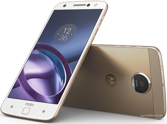 Motorola Moto Z - white