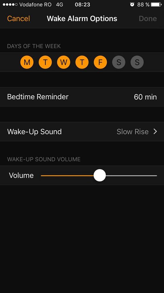 iOS 10 - Bedtime 3