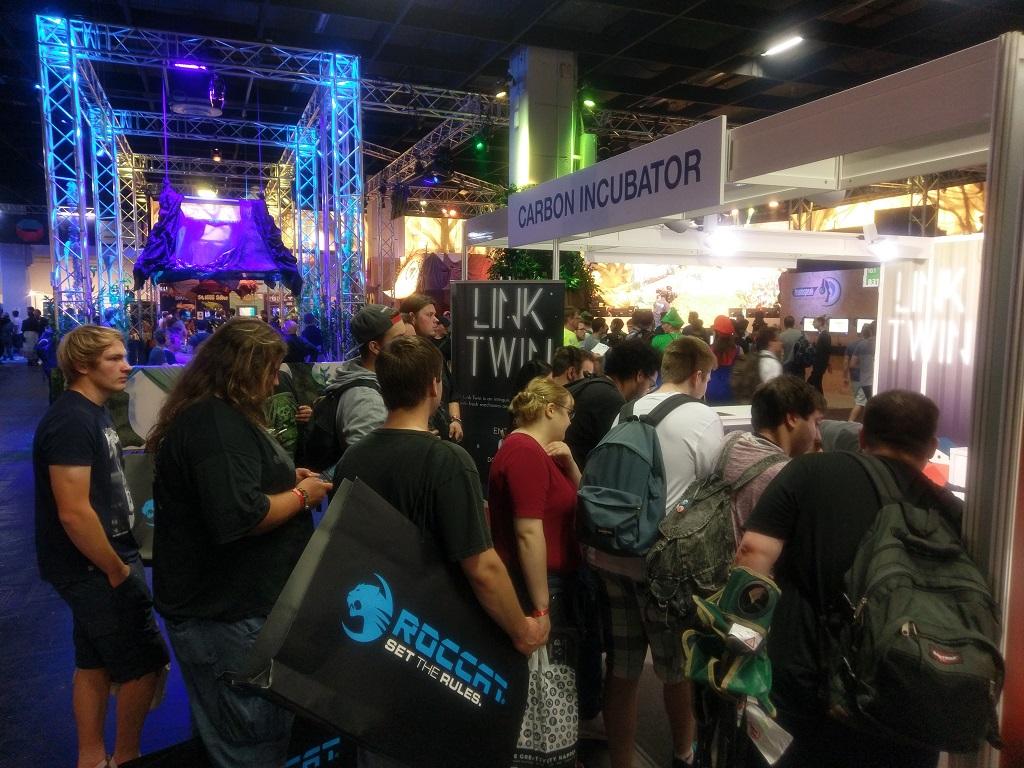 RGDA la Gamescom