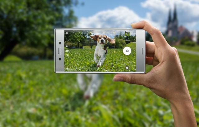 Demo Fotografie Sony Xperia XZ si Compact X