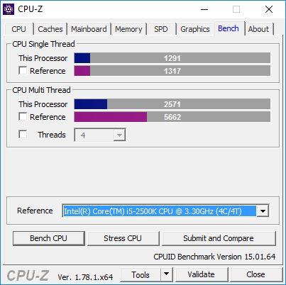 benchmark-cpu-z