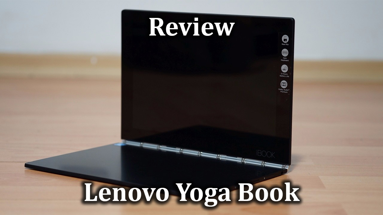 Review Lenovo Yoga Book